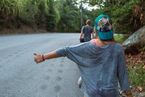 Hitting the road in Costa Rica - Higher Tides