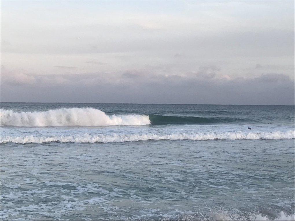 Cold winter barrels for South Florida
