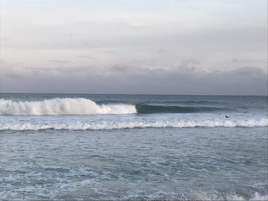 Cold winter barrels for South Florida