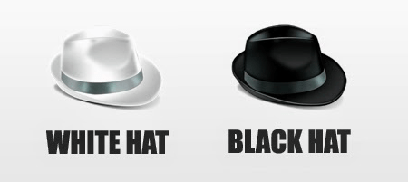 White hat – Black hat SEO