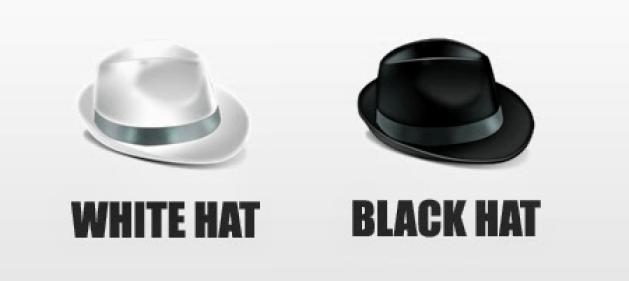 Ποιά η διαφορά White hat – Black hat SEO