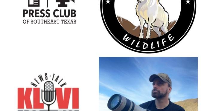 Moore, Higher Calling Wildlife Win Big At Press Club Awards