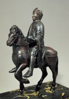 Equestrian Statue of Charlemagne, c. 790, Paris, Louvre