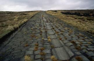 Cobbled Road, Lancashire