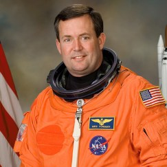 Astronaut (retired) Mike Foreman
