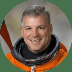 Astronaut Greg H. Johnson