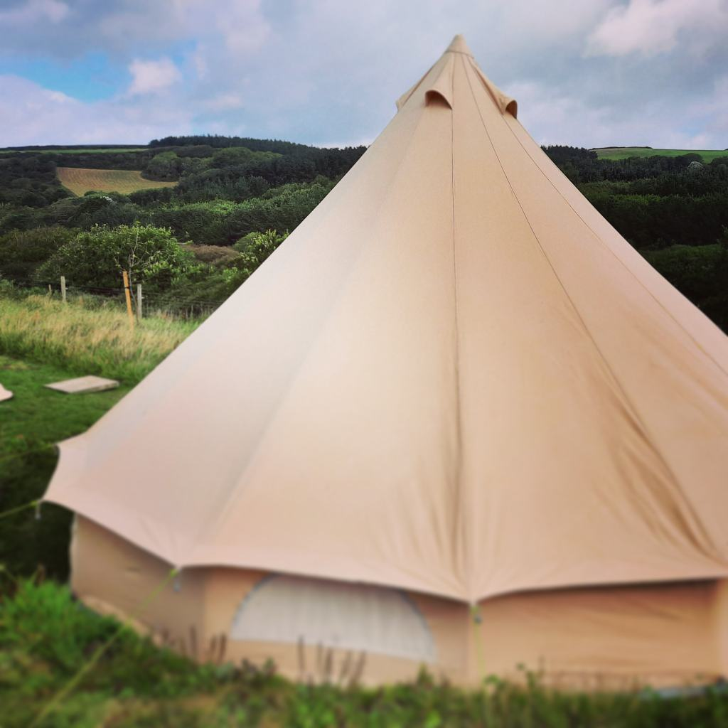 Large Bell Tents