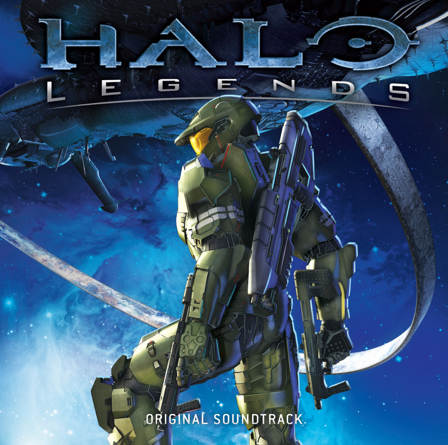 Halo Legends Ost Review Higher Plain Music