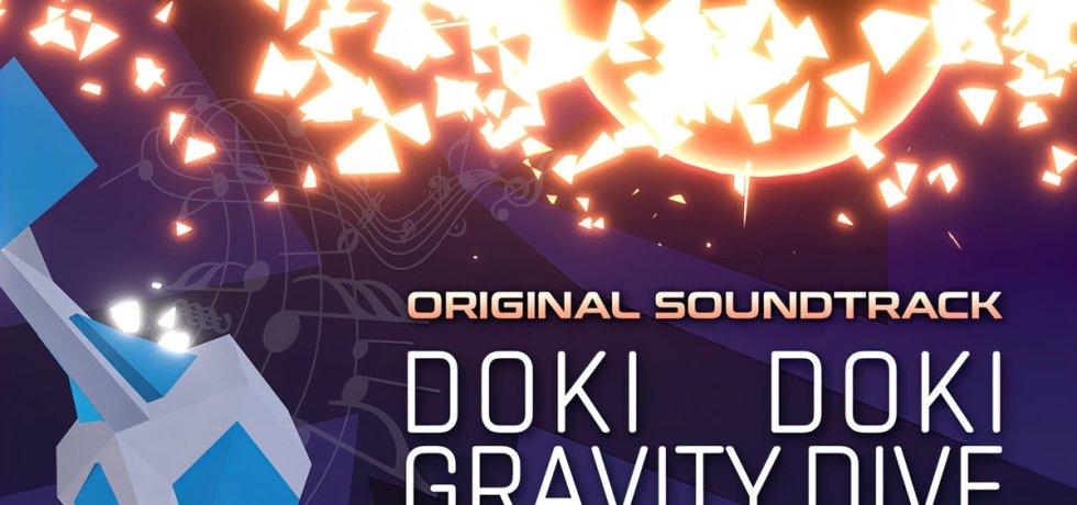cover art for Doki Doki Gravity Dive OST