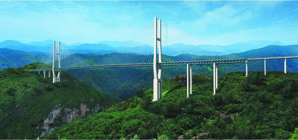 Beipanjiang, Yunnan