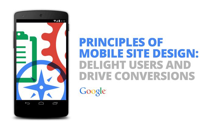 PRINCIPLES OF MOBILE SITE DESIGN 2