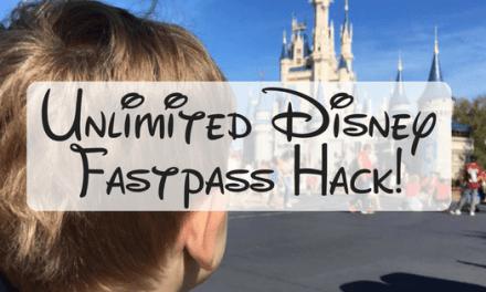 Unlimited Disney Fastpass Hack!