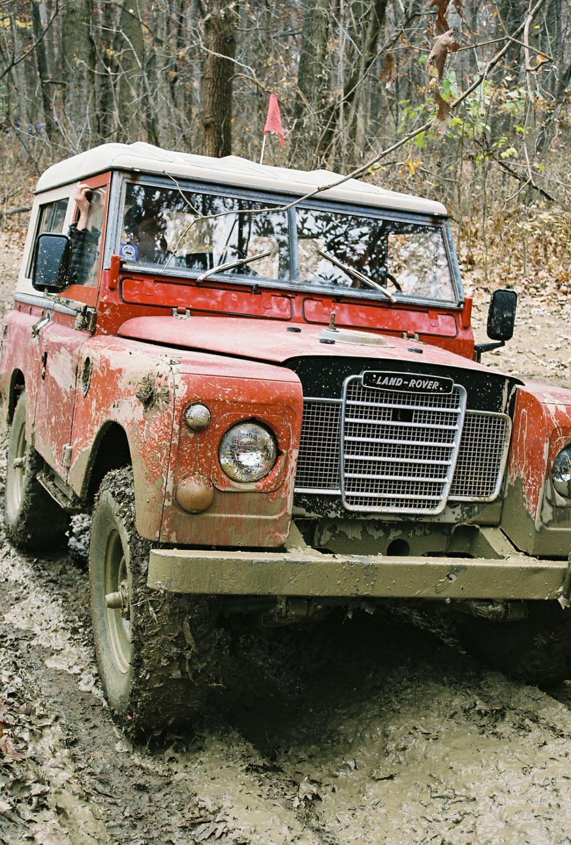 1974 Series III Offroad