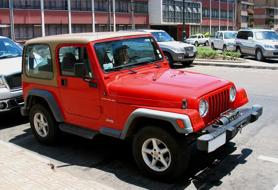 jeep wrangler transmission nv3550
