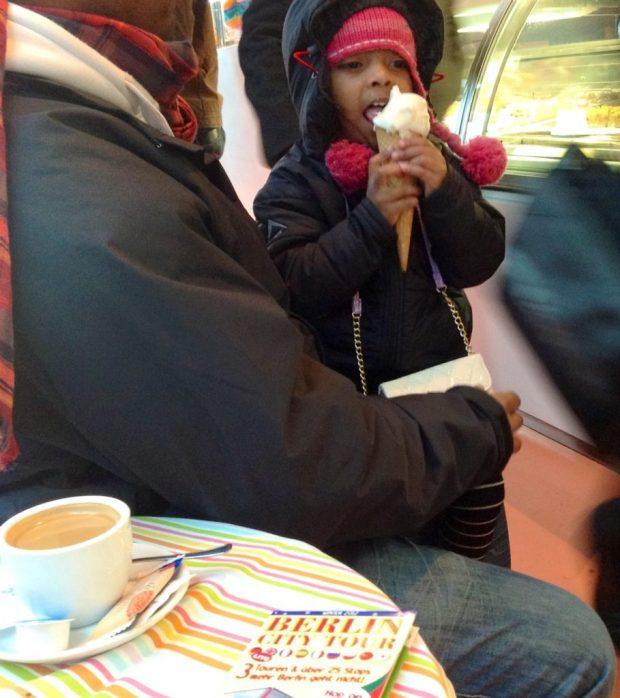 Travel - ice cream