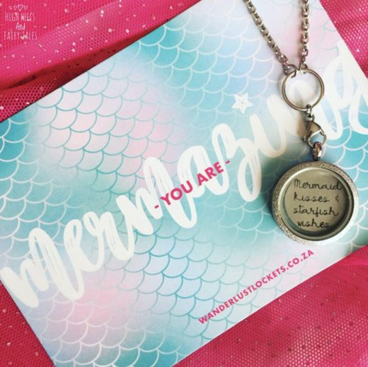 Wanderlust Lockets