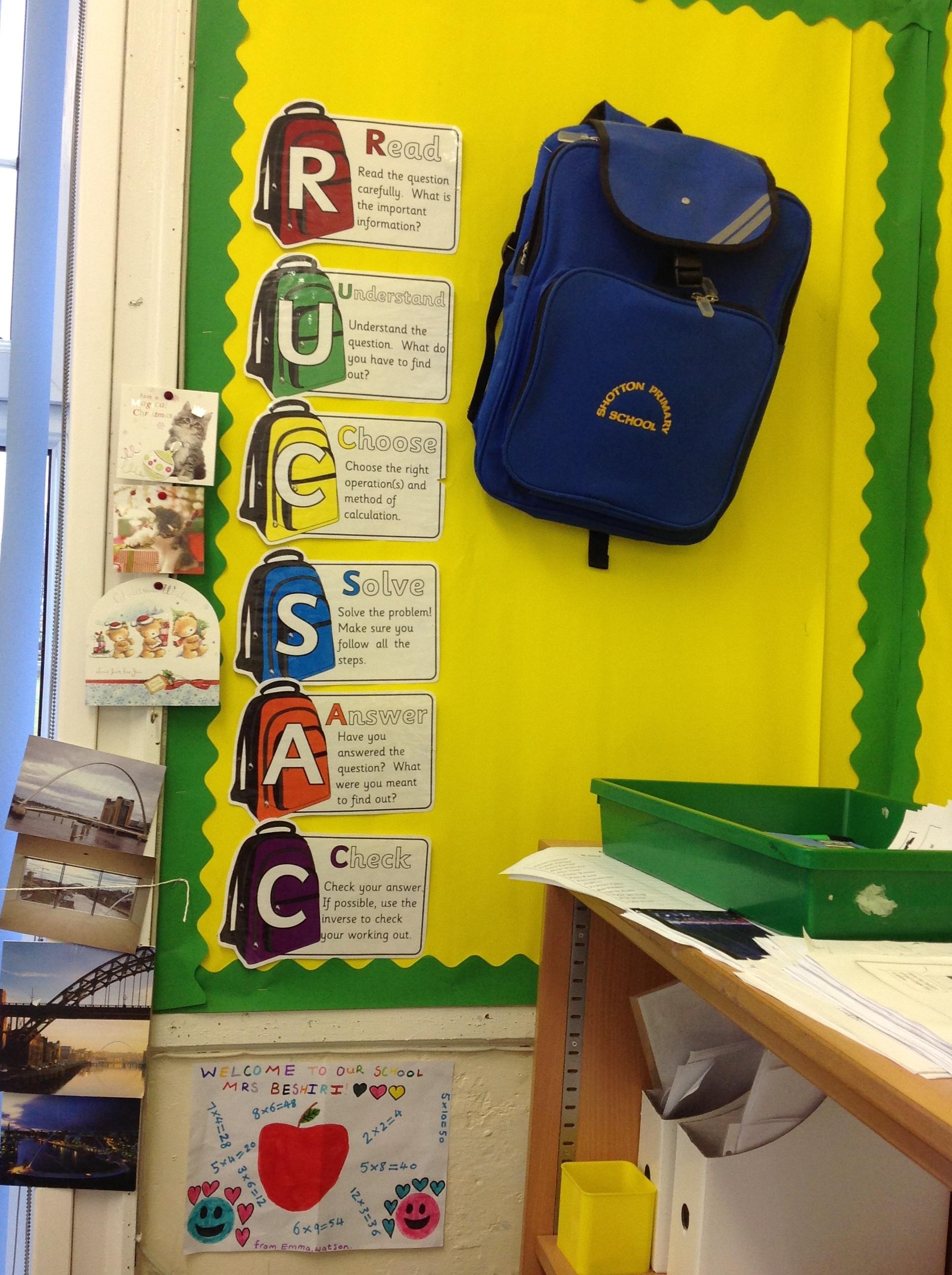 Ks2 Maths Word Problems Rucsac