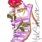 Mark Schwartz high heeled art