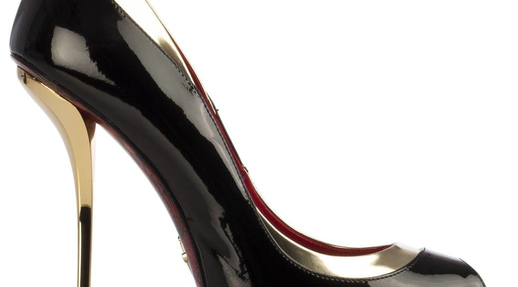 Cesare Paciotti blade heels