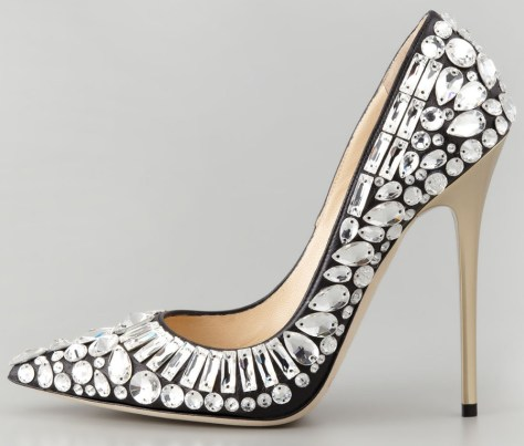 Jimmy Choo expensive shoes