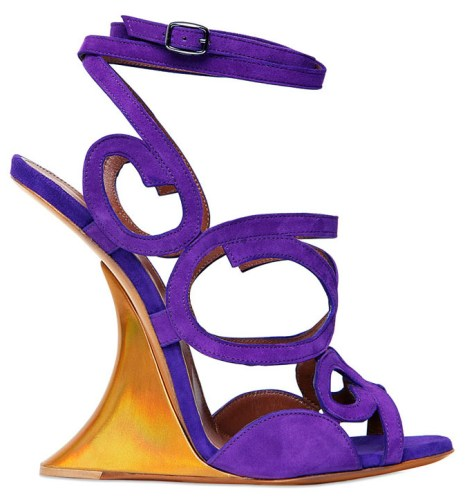 Edmundo Castillo high heels