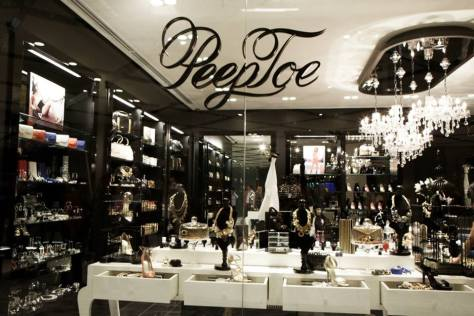 Peeptoe Shoes Shop