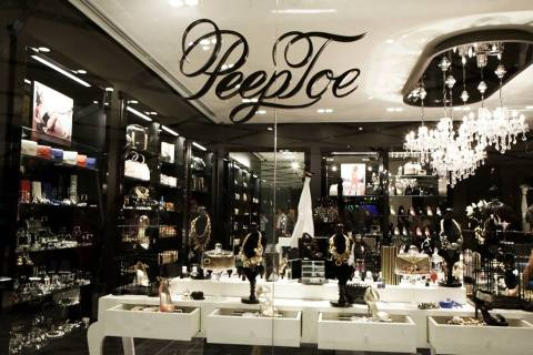 Peeptoe Shoes Shop