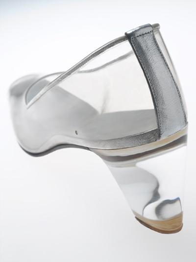 Beth Levine Cinderella shoe