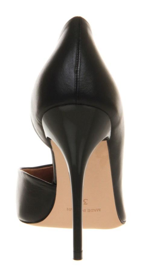 Black Office Shoes