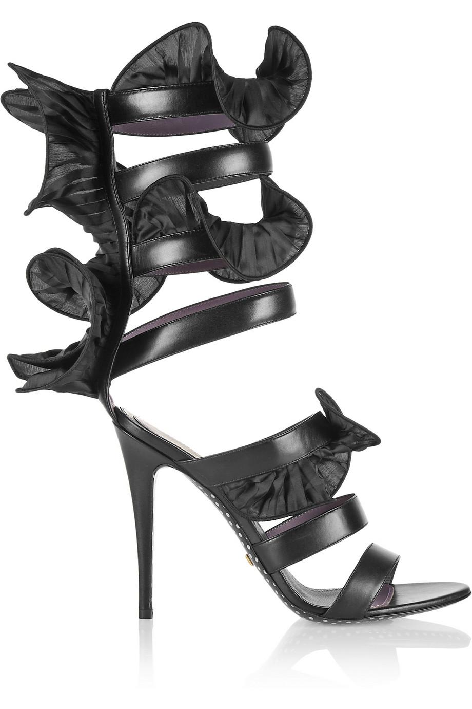 Emanuel Ungaro shoes