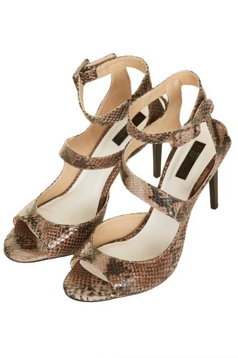 High Heel Topshop Sandals