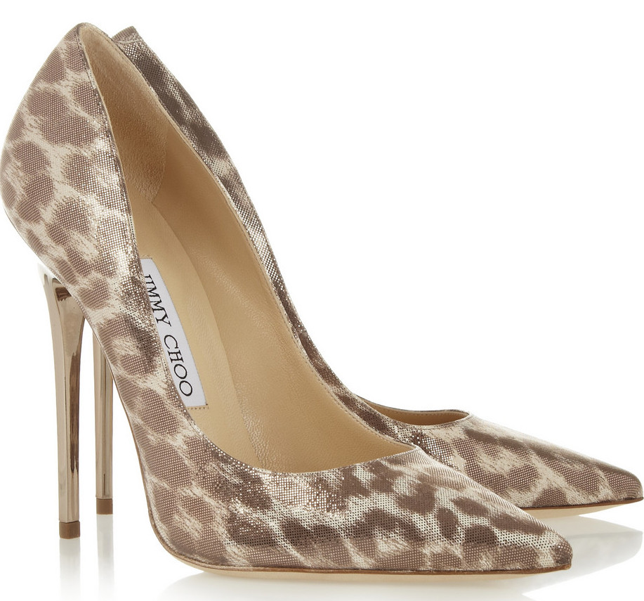 08ffa50baf64a High heel shoe trends certainly come and go (we've recently just predicted  the demise of color-blocking for example, a look which I am tres over) but  what ...