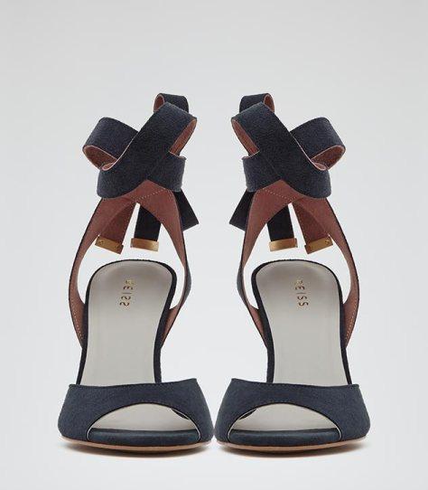Reiss Block Heel Shoes