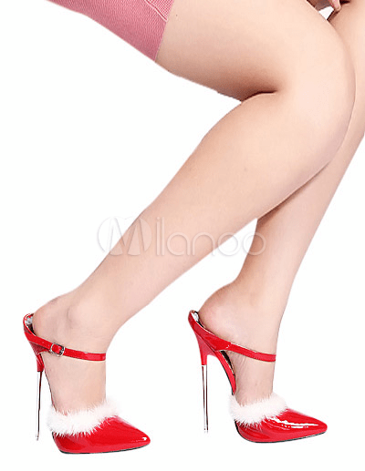 sexy christmas shoes