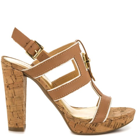 high heel sandals cork heels