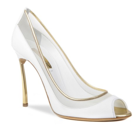 Casadei wedding heels