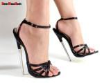walking in 6 inch heels