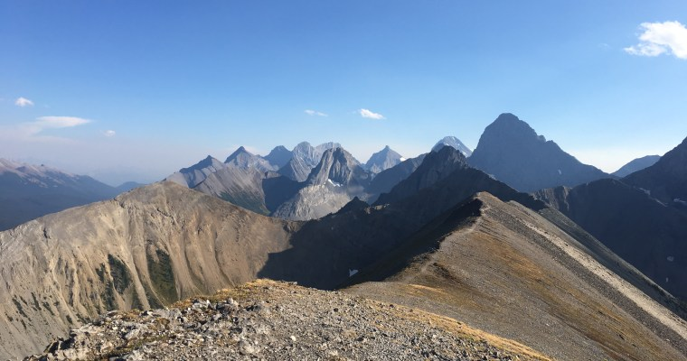Tent Ridge Horseshoe {Kananaskis Country}
