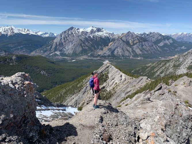 Top of Porcupine Ridge
