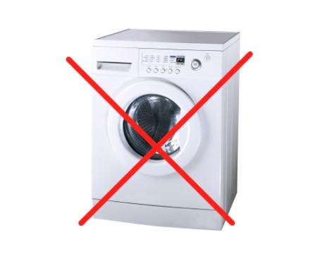なぜ洗濯機が要らないのか?