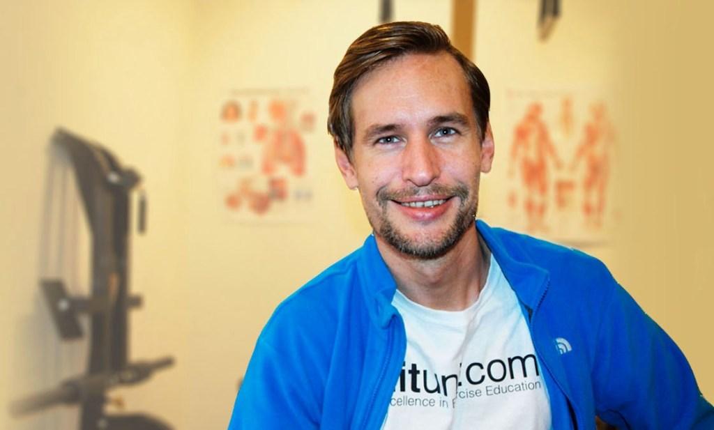 Simon Shawcross, founder of HITuni and High Intensity Training expert