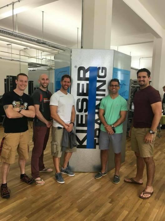 Kieser Training in London