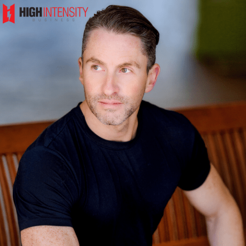 Dr. Ted Naiman author of The P:E Diet