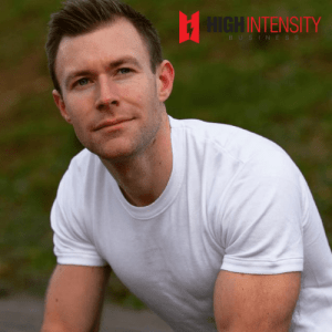 Tom Bisson founder of Chigwell Personal Training