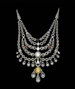 Maharajah of Patiala Necklace