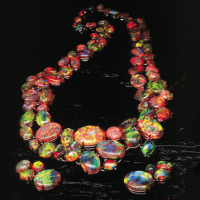 Stone of the Month: the Opal