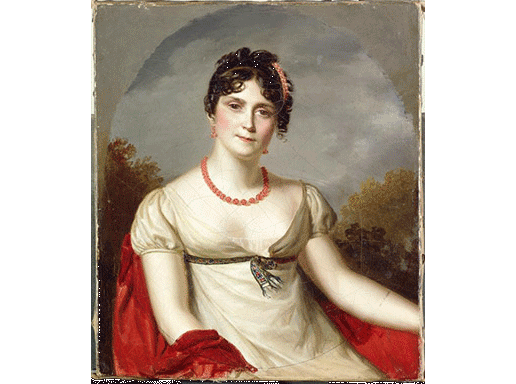 Portrait of Josephine by Firmin Massot © rmn