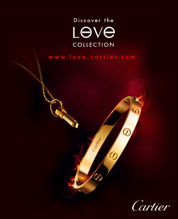 Love Collection Campaign from Vogue France.