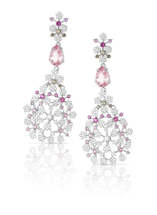 Pasquale Bruni_Fiori in Fiore_earrings