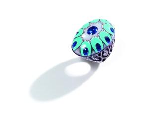 Maiolica Ring